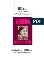 Alcott, Louisa May - Merienda