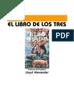 Alexander, Lloyd - P1, El Libro de Los Tres