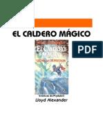 Alexander, Lloyd - P2, El Caldero Magico