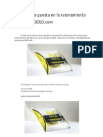 Manual R4igold