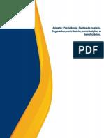 Texto compilado legislações previdenciárias