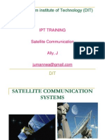 IPT Satellite Communication