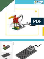 Robótica WeDo Pajaro Volador