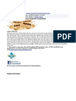 PWM Newsletter 11142011