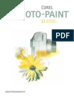 Corel PHOTO-PAINT 11 Benutzerhandbuch