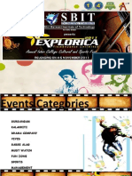 Explorica 2011 Information Brochure (4-5 Nov 2011)