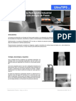 Radiografia vs Arreglo de Fases