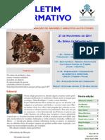 Boletim MPI n.º 24 – Novembro de 2011