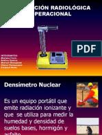 Expo Sic Ion Densimetro Nuclear