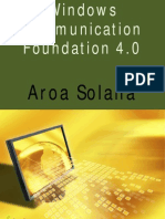 Windows Communication Foundation 4.0 (Ejemplo)
