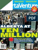 Alberta Venture November 2011 Sampler