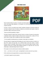 Cuento Infantil- Como perro y gato