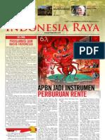 Tabloid Gema Indonesia Raya (Agustus 2011)
