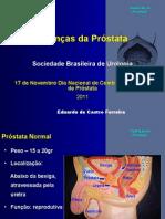 Eduardo de Castro. Próstata
