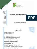 Microsoft PowerPoint - Introdução ao Geoprocessamento [Modo de Compatibilidade]
