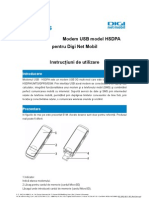 USB Modem Stick Tehsino E1M