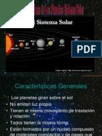 CARACTERISTICAS PLANETAS