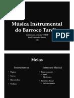 Musica Barroca Instrumental