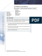 IDC Taxonomy Document - Disk Storage Systems Tracker Oct 2011