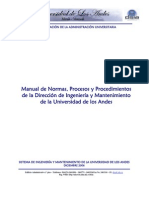 Manual Ingenieria de Mantenimiento