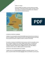 Ubicación Geográfica de Colombia y sus ventajas