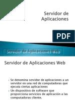 5.- servidor de aplicaciones