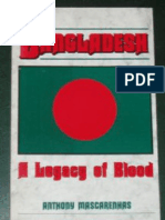 Bangladesh a Legacy of Blood