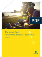 Aviva Real Retirement Report Issue Two 19 May 2010