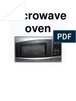 18992770 Microwave Oven