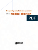 Medical Abort