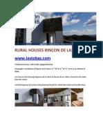 Rural Houses Rincon de Las Tobas