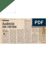 Ana Jotta.  O Independente Fevereiro 1989