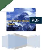 Cold Weather Medicine