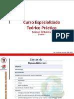 Curso Especializado de Gestión Ambiental TEP-PUCMM  -  SEMANA 3