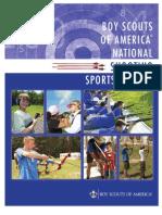 Boy Scout Shooting Sports