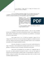 PUBLICAÇÃO SCRIBD  artigo 285A