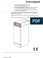 Potterton Kingfisher Mf RS 50 Installation Manual GCNo 41 393 95