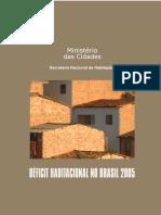 Deficit 2005