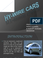 Hy Wire Cars