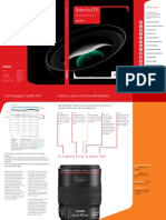 Canon catalog EF-Lenses
