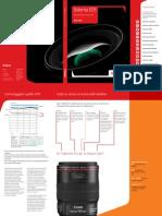 Canon catalog EF-Lenses