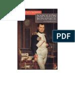 Vincent Cronin - Napoleon Bonaprte, Una Biografia Intima