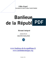 Resume Integral Banlieue Republique