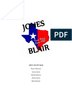 Jones Blair Paint Marketing Plan
