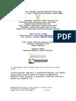 Algoritmos Medicos Medical Algorithm