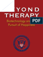 Beyond Therapy Final Report Pcbe