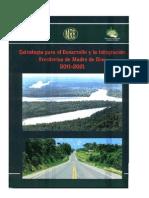 Estrategias Para El Desarrollo y La Integracion Fronteriza de MDD
