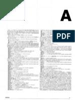 Dictionar German - Roman a-L
