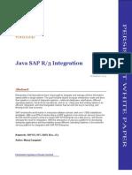 Java SAP Integration