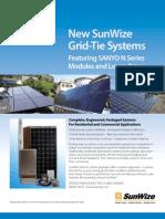 SunWize 2010 Solar Catalog[1]